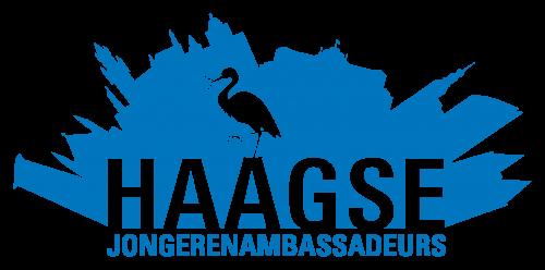Logo Haagse Jongerenambassadeurs