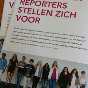 Rechtspraak reporters Rechtspraak magazine 125Procent
