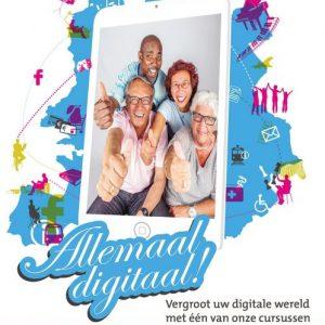 Digitalisering Ouderen in beeld Den haag 125Procent