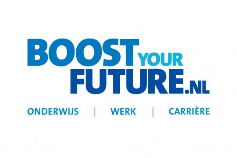 Boost Your Future Logo